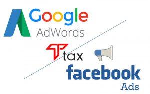 cách kê khai chi phí quảng cáo google facebook