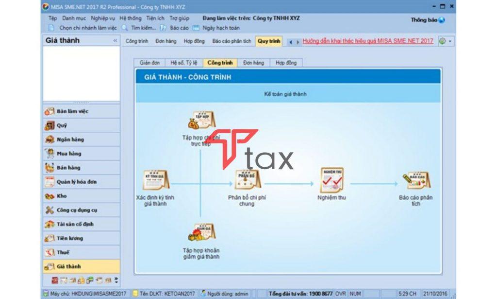 Misa được đánh giá là phần mềm kế toán thông dụng bậc nhất hiện nay