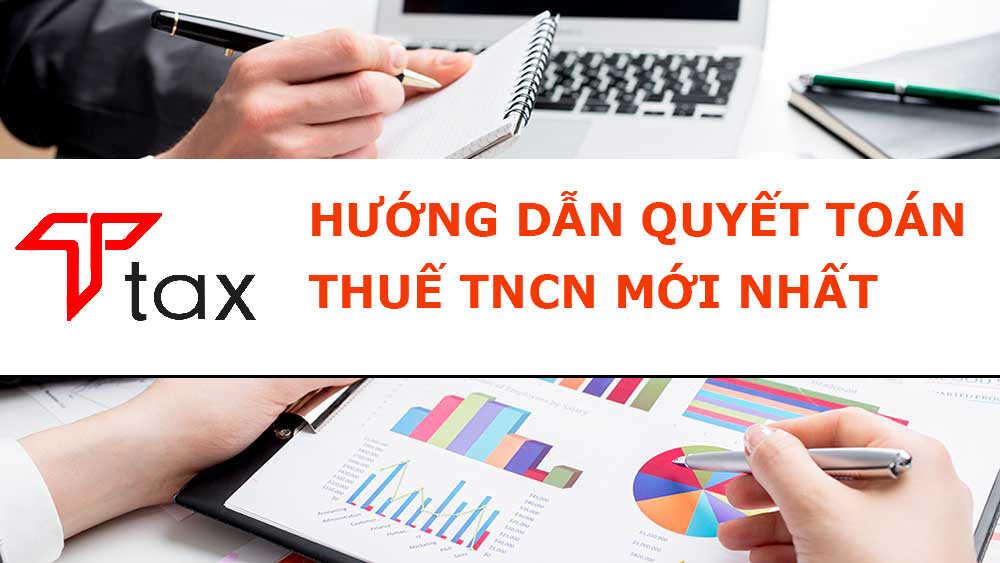 quy trình quyết toán thuế tncn