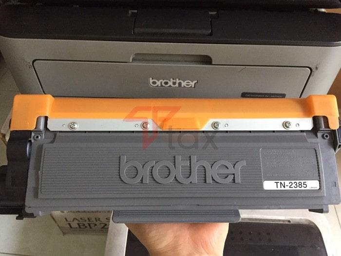cách đổ mực máy in brother tại nhà